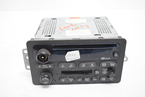 - 00 01 BUICK LESABRE RADIO CD PLAYER OEM PARTS ONLY