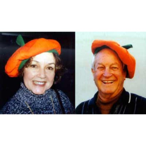 Pumpkin Patch Hat