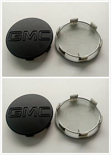 Chrome heavy 4Pcs Set Chrome Wheel Center Hub Caps for GMC Denali Sierra Yukon 83MM 3.25 18 20 22 Wheel 9595759