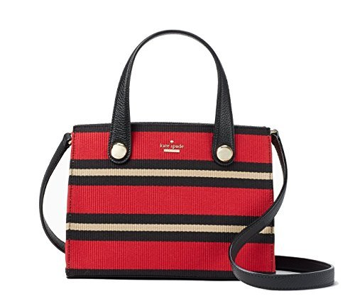 Kate Spade Striped Handbag - 7