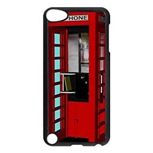 Custom Brand New Telephone Box Cover Case for iPod Touch 5 Generation