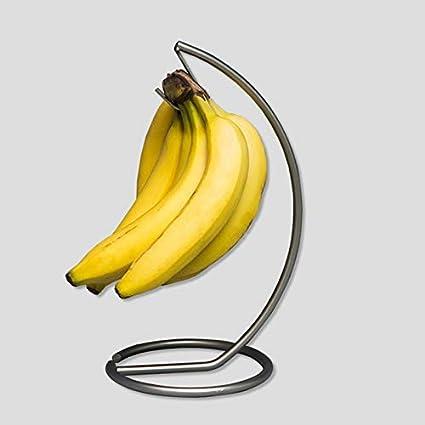 Tenlife Banana - Soporte de acero inoxidable para colgar, soporte ...