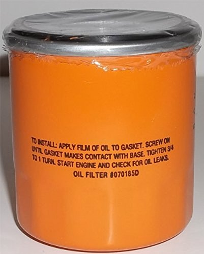 RV 75mm Guardian Generator Oil Filter - Extends Engine Life, Standard Power Replacement Tool ()