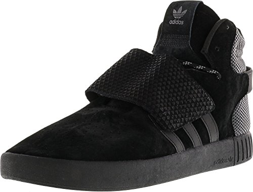 Sneakers White Strap Core Footwear adidas Originals Invader Sneaker Black Herren Tubular nRgOa