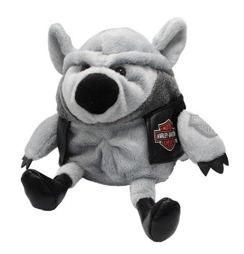 Harley Davidson All Bean Bag, Wild Wolf