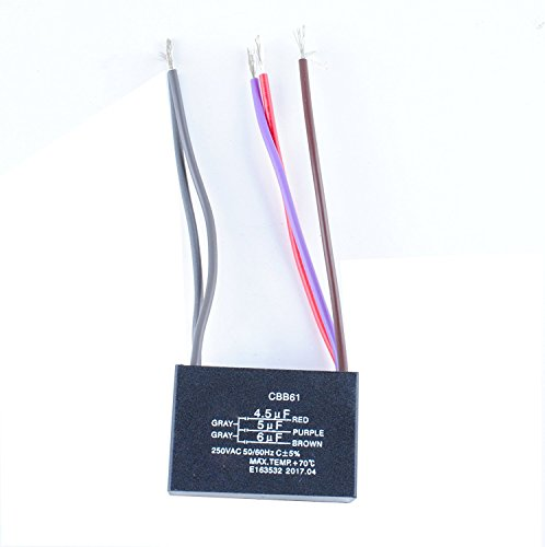 4 Wire Fan Kit - 6