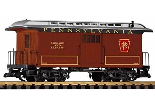 Piko PRR Wood Baggage CAR #22146