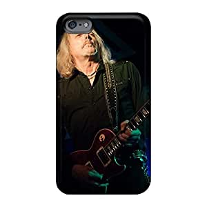 Protector Hard Phone Case For Iphone 6 With Provide Private Custom Colorful Papa Roach Series LauraAdamicska