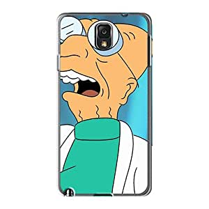 VIVIENRowland Samsung Galaxy Note3 Shock Absorbent Hard Phone Cases Custom Vivid Futurama Pictures [pyV13852FhHp]