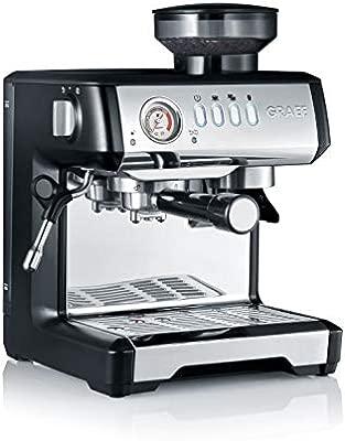 Graef ESM802EU Milegra 1600 - Cafetera espresso, color negro ...
