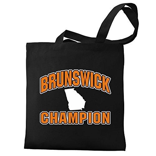 Canvas champion Eddany Brunswick Tote Brunswick Eddany Bag xqaUwIf
