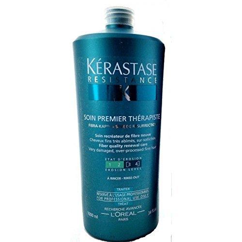 Kerastase Resistance Soin Premier Therapiste Conditioner, 34 Ounce (Kerastase Conditioners)