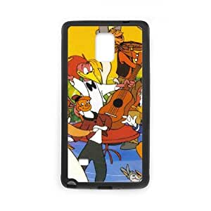 Samsung Galaxy Note 4 Cell Phone Case Black Melody Time cath kidston phone case sgfj7111173