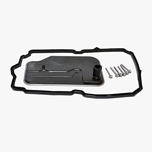Mercedes-Benz Transmission Filter + Gasket + Bolt Kit Premium Quality (Mercedes Benz Gaskets)