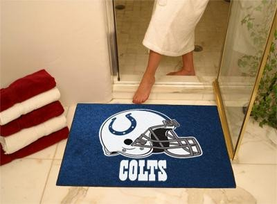 (Fan Mats Indianapolis Colts All-Star Rug, 34
