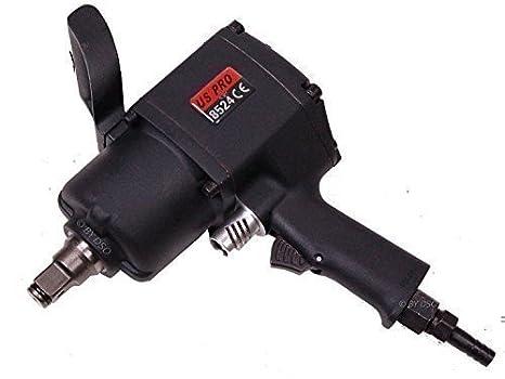 US PRO - Pistola de Impacto de Aire de Trabajo Pesado de vaso de 3/