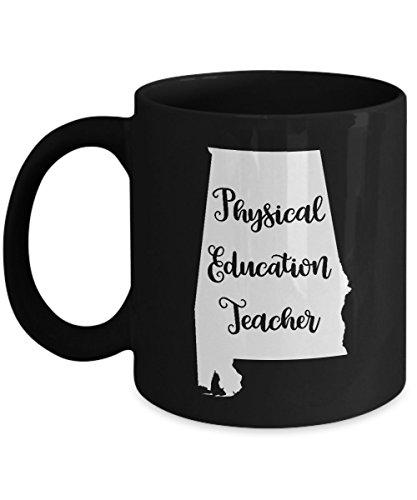 Alabama Physical Education Teacher Home State Back To School Teacher Day Coffee Mug Gift 11oz Alabama Crimson Tide Cd Case