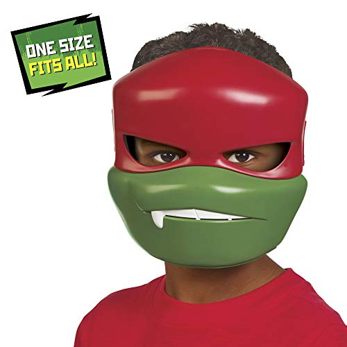 Rise of the Teenage Mutant Ninja Turtles 82184 Raphael's Role Play Mask Multicolor -