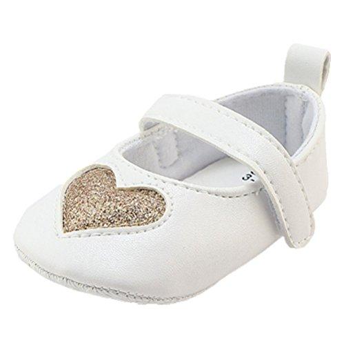 OHmais Kinder Baby Jungen Baby Mädchen Baby Kleinkind Schuh Apricot