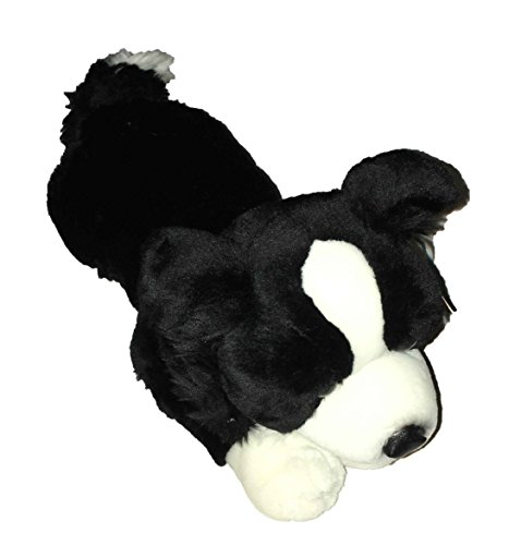 - Animal Alley Black and White Border Collie 12
