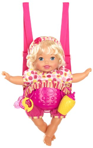 Little Mommy Laugh and Love Baby - Doll Newborn Mommy Little