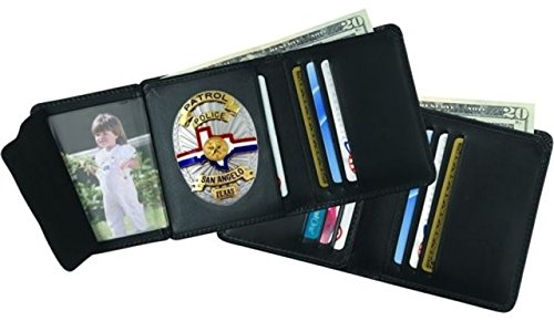 Strong Leather Company Hidden Badge Wallet -