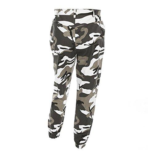 Femmes Jeans Casual Gris Extrieur Pantalon Camouflage Camo Cargo Paolian Sport Pantalons Sdwxn1OR1q