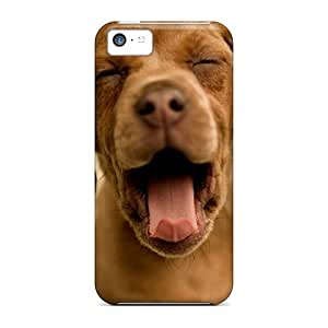 Cases Covers Cute Dog/ Fashionable Cases For Iphone 5c