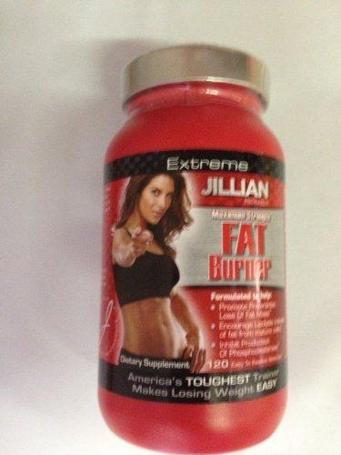 Jillian Michaels Maximum Strength Fat Burner 56 Capsules by Jillian Michaels (Six Fat)