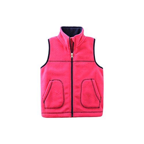 Unisex Fleece Vest Color - 2