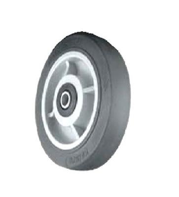 """Colson 1"""" ID 10"""" x 2-1/2"""" Soft Rubber Wheel 1000lbs. Cap. / 1000# Cap."""