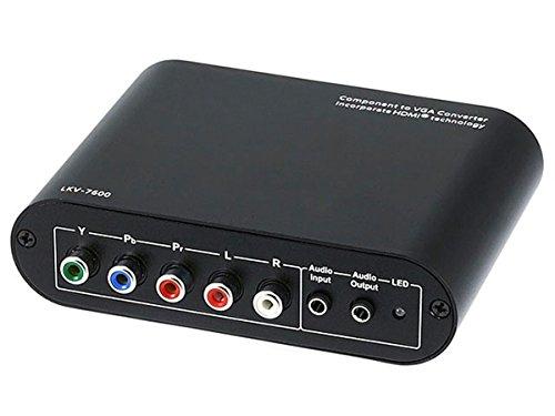 MonoPrice 107113 Component YpbPr to VGA Converter
