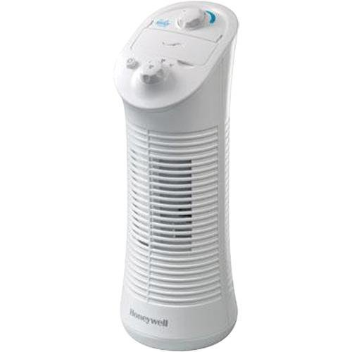 Oscillating Tower Fan Finish White