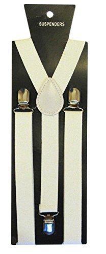 25mm Ancho Unisex Elástico LIGA - MARFIL coloreado - Liso ...
