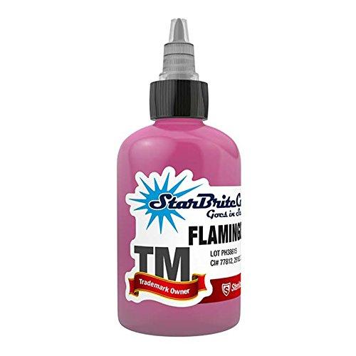 StarBrite Colors Sterilized Tattoo Ink Flamingo Pink 1/2 oz