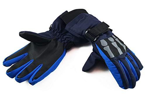 Arcweg Thermal Gloves Polar Fleece Kids for Boys Girls Touch Screen Lightweight Winter Anti-slip Warm Childrens Gloves Outdoor Insulated