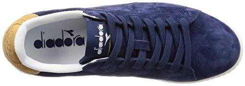 Diadora Gymnastics Men Blu Beige Blue Game Juta Estate Low S Shoes raUwSWrBZ