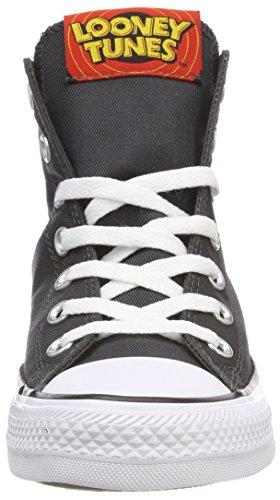 Noir Converse Rouge White Blanc Red CTAS Black Mixte Hautes Adulte Baskets Hi qg7qFxwz