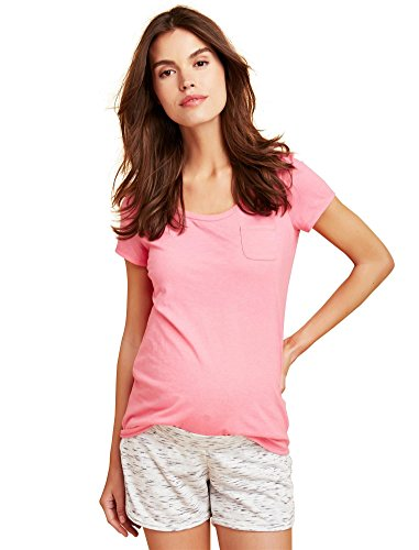 [Motherhood Pocket Tee Maternity T Shirt] (Motherhood Maternity T-shirt)