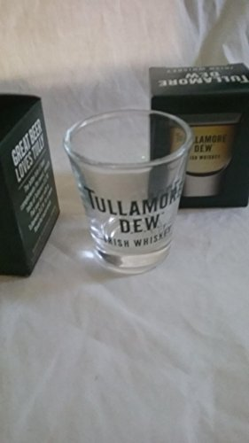 Tullamore Dew Irish Whiskey Shotglasses ()