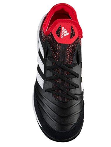 Scarpe Da Ginnastica Adidas Mens Copa Tango 18.1 Tr (nero / Bianco / Rosso)