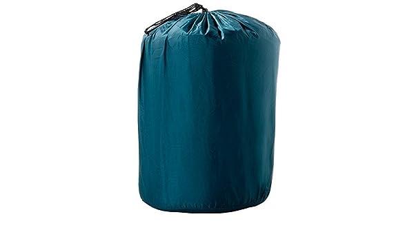 Saco de dormir ligero bolsa cubierta de Nylon - Festival Camping dormir: Amazon.es: Deportes y aire libre