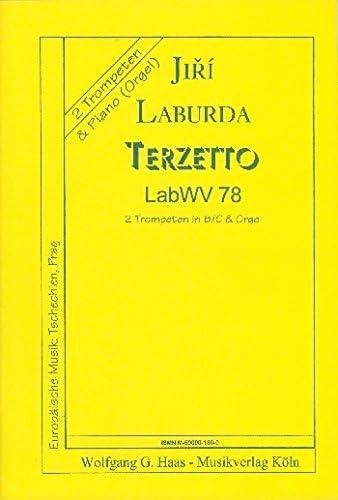 Terzetto labwv78: para 2 trompeta: Laburda, Jiri: Amazon.es ...