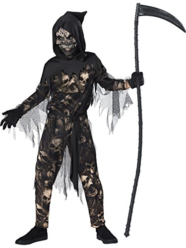 InCharacter Reaper Boys Child Costume X-Large]()
