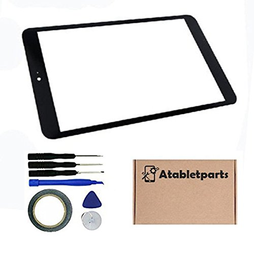 Atabletparts Replacement Digitizer Touch Screen for NuVision TM800W560L 8 Inch Tablet by Atabletparts