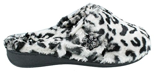 Vionic con tecnología de Orthaheel Gemma de mujeres zapato de Luxe gris