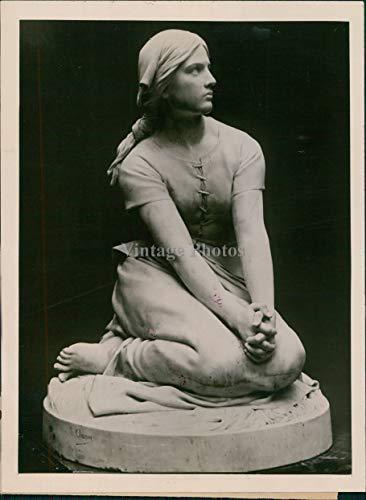 Joan Of Arc Statue Paris - 2
