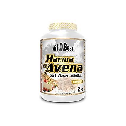 VitOBest Harina de Avena 2 kg - Tarta de Queso