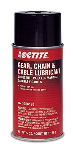 Loctite 1906176 Gear/Chain and Cable Lubricant