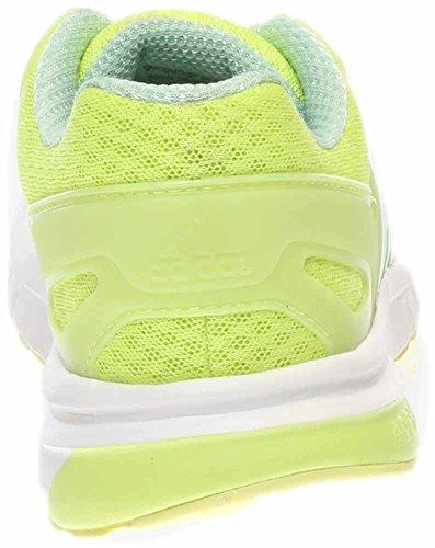 Adidas Performance Womens Galaxy Elite W Scarpa Da Corsa Congelato Giallo / Verde Congelato / Bianco